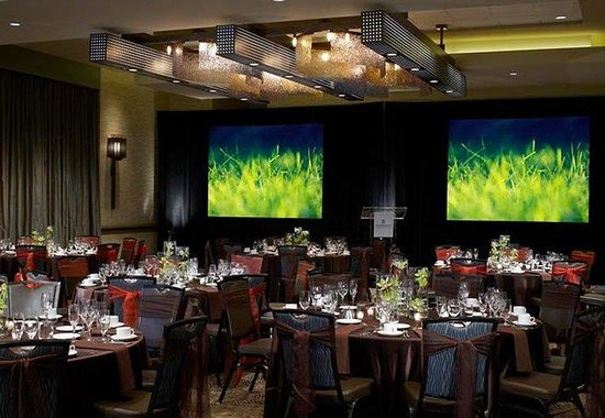 Renaissance Atlanta Midtown Hotel: Gala Dinner