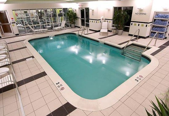 Verona, Nueva York: Indoor Pool
