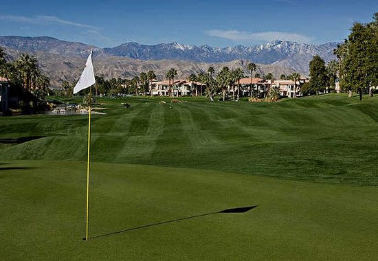 Marriott's Desert Springs Villas I: Golf Course