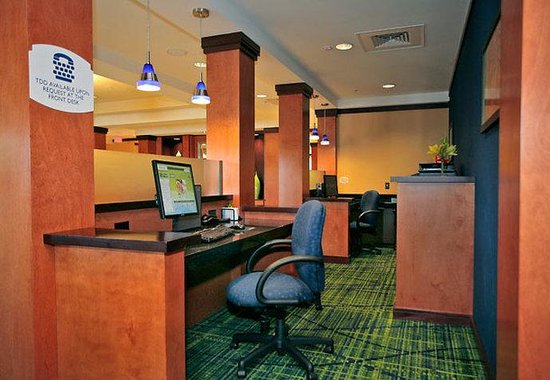 Fairfield Inn & Suites St. Augustine: Business Center
