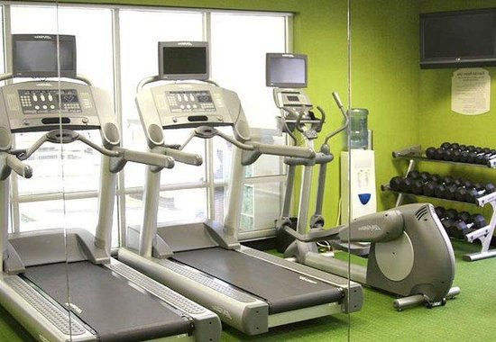 Fairfield Inn & Suites St. Augustine: Fitness Room