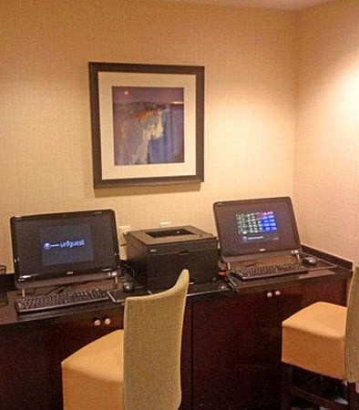 Springhill Suites Marriott West Palm Beach: Business Center