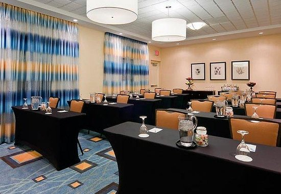 Springhill Suites Marriott West Palm Beach: Meeting Room