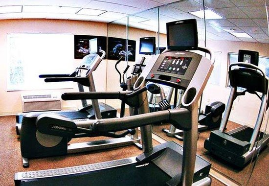 Medford, NY: Fitness Center