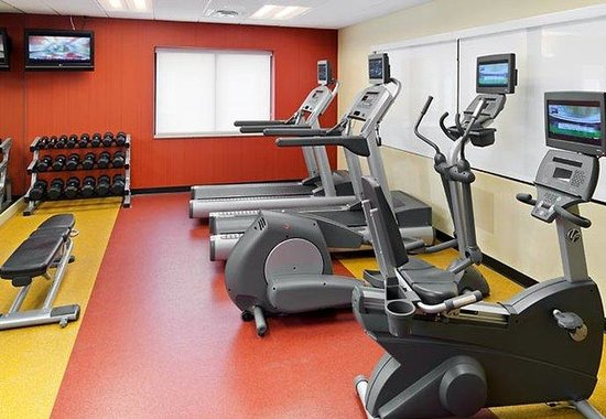 Fredericksburg, VA: Fitness Center