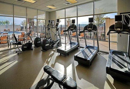 Chandler, AZ: Fitness Center