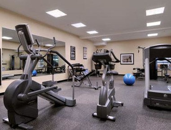 Wainwright, Kanada: Fitness Centre