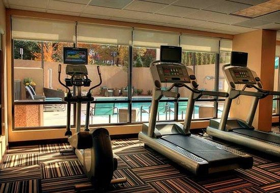 Residence Inn by Marriott Birmingham Downtown at UAB: Fitness Center