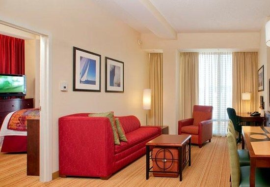 Residence Inn Portland Downtown / Waterfront Hotel: Two-Bedroom Suite