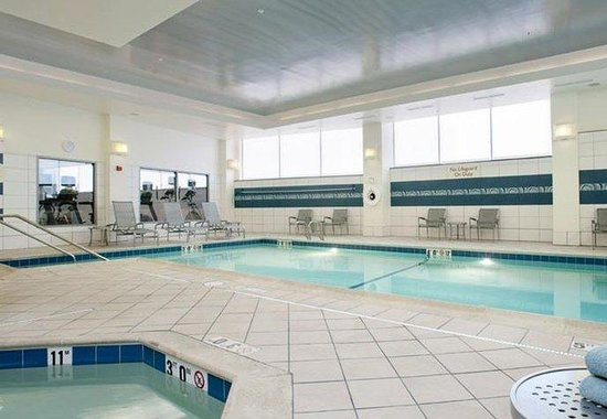 Residence Inn Portland Downtown / Waterfront Hotel: Indoor Pool