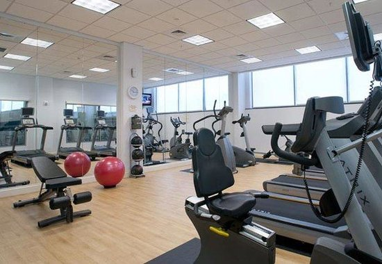 Residence Inn Portland Downtown / Waterfront Hotel: Fitness Room