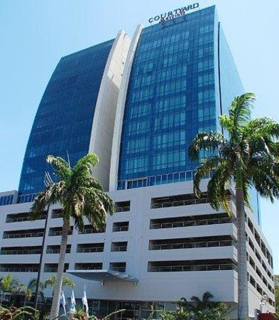 Courtyard By Marriott Guayaquil: Exterior