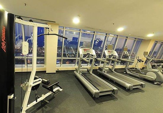 ‪‪Courtyard By Marriott Guayaquil‬: Fitness Center‬