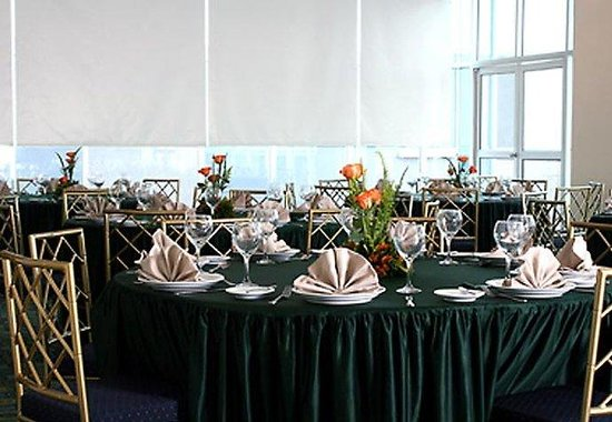 ‪‪Courtyard By Marriott Guayaquil‬: Manglares Room Banquet‬