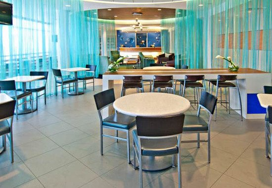 SpringHill Suites Oklahoma City Moore: Breakfast Area