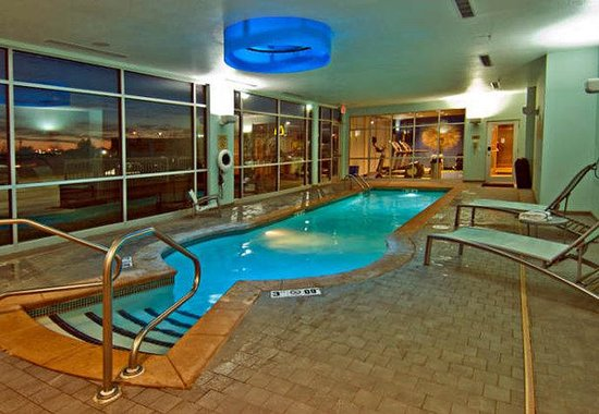 SpringHill Suites Oklahoma City Moore: Indoor Pool