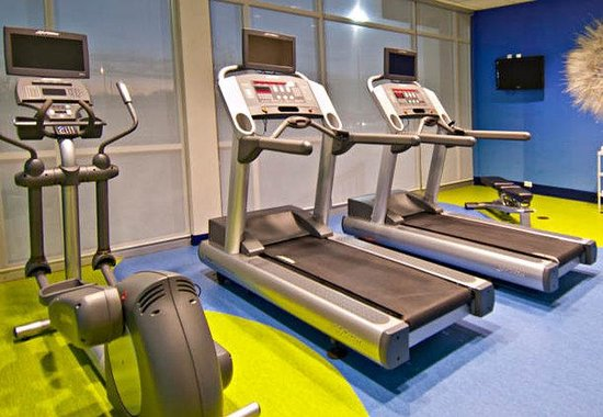 SpringHill Suites Oklahoma City Moore: Fitness Center