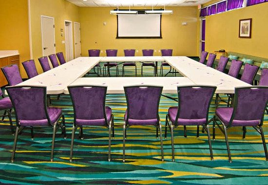 SpringHill Suites Oklahoma City Moore: Meeting Space