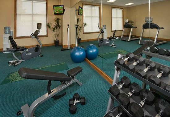 Springfield, VA: Fitness Center