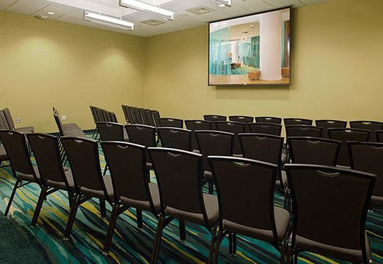 SpringHill Suites Savannah Downtown/Historic District: Montgomery Room