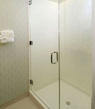 SpringHill Suites San Antonio Airport: Suite Shower