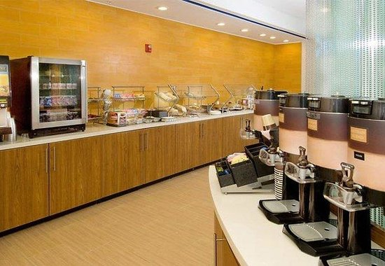 SpringHill Suites San Antonio Airport: Suite Seasons Breakfast