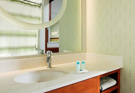 Ashburn, VA: Suite Bathroom Vanity