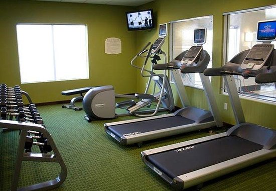 Bartlesville, OK : Fitness Center