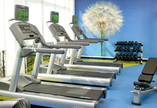 SpringHill Suites Atlanta Airport Gateway: Fitness Area