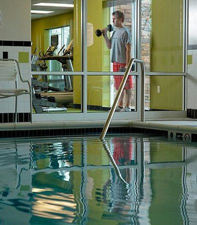 Kennett Square, Pensilvania: Indoor Pool