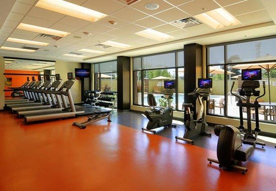 Campbell, CA: Fitness Center
