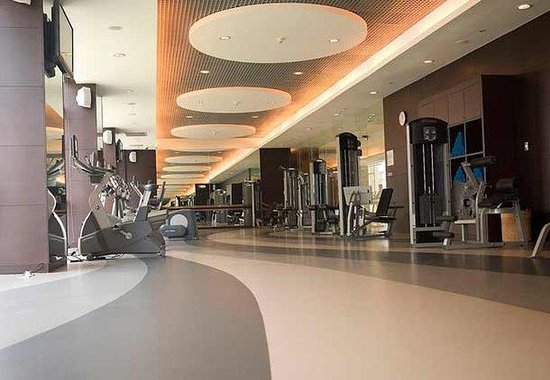 ‪‪Sukhumvit Park, Bangkok - Marriott Executive Apartments‬: Fitness Center‬