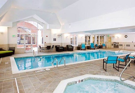 Residence Inn Baltimore Hunt Valley: Indoor Whirlpool