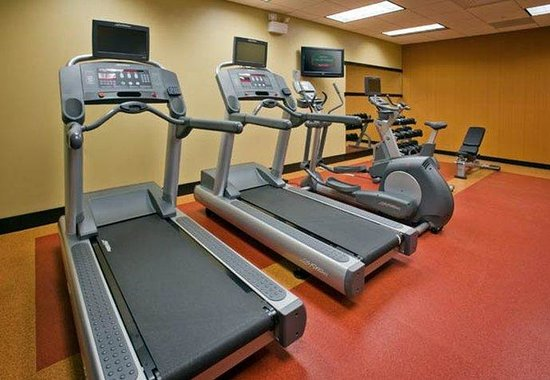 Clemson, Carolina Selatan: Fitness Center
