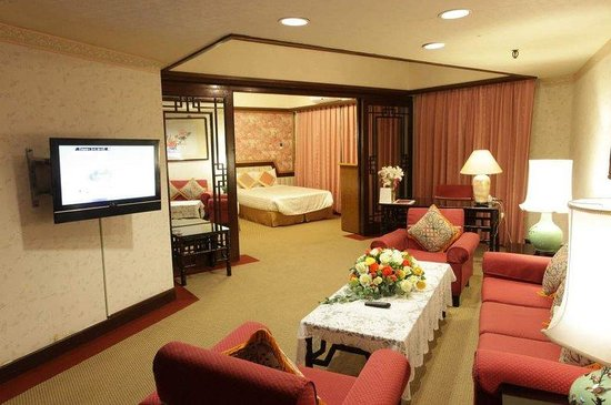 Taoyuan, Taiwan: Suite