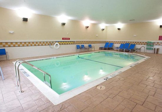 TownePlace Suites Dallas DeSoto/Duncanville: Indoor Pool