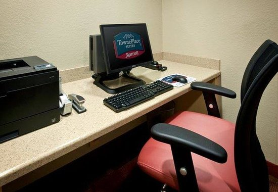 TownePlace Suites by Marriott Panama City: Business Center