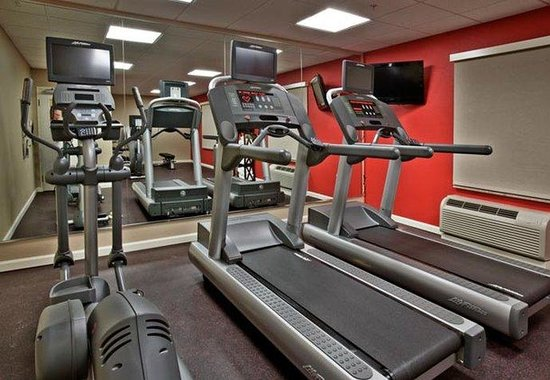 TownePlace Suites by Marriott Panama City: Fitness Center