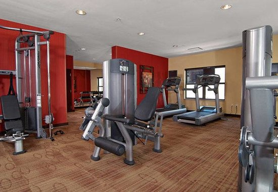 Courtyard Marriott Downtown: Fitness Center