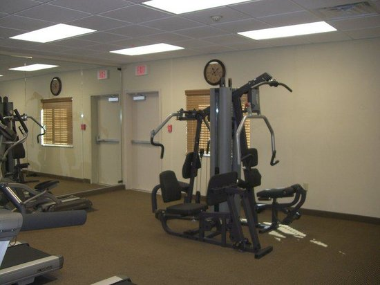 Georgetown, TX: Fitness Center