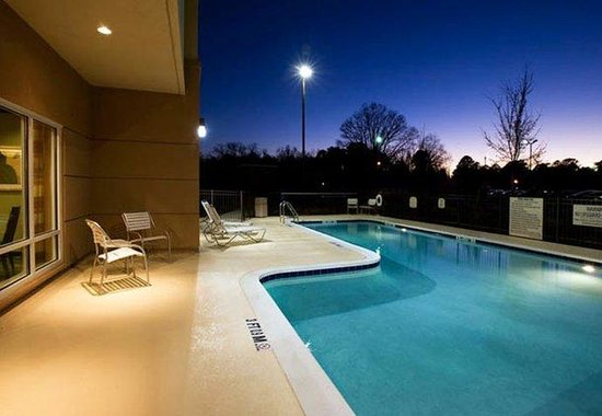 Albany, GA: Outdoor Pool