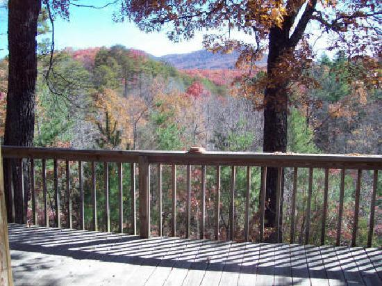 Tellico Plains, TN: Beautiful Mountain View