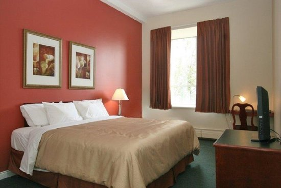 New Westminster, Canada: King Room