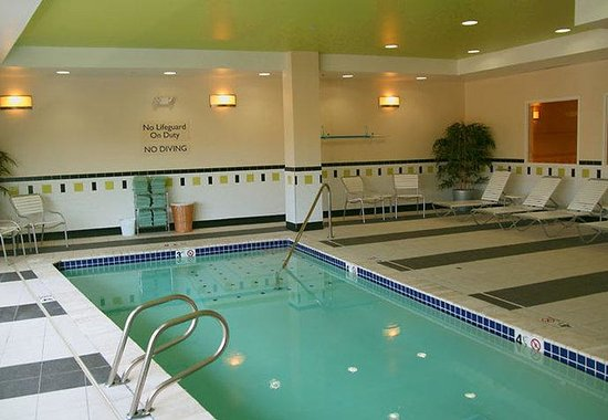 Bremerton, WA: Indoor Pool