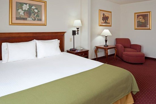 Holiday Inn Express Syracuse / Fairgrounds: King Bed Guest Room