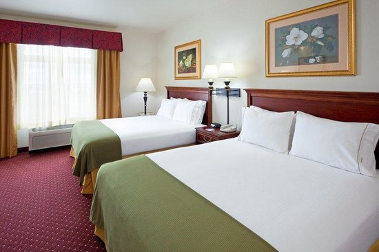 Holiday Inn Express Syracuse / Fairgrounds: Double Bed Guest Room