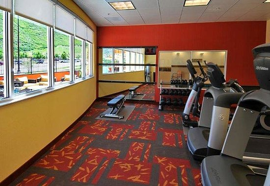 Courtyard by Marriott Glenwood Springs: Fitness Center