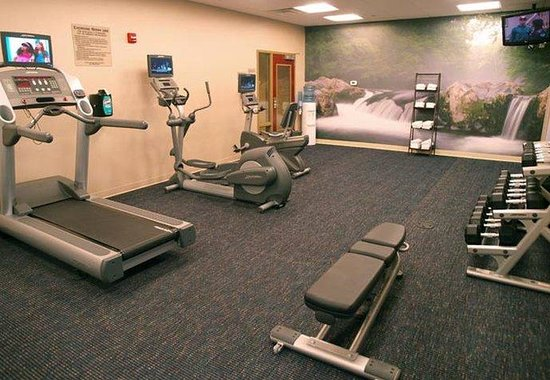 SpringHill Suites by Marriott Pigeon Forge: Fitness Center
