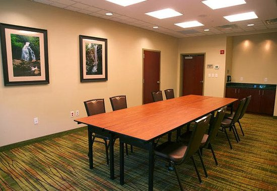 SpringHill Suites by Marriott Pigeon Forge: Inspire Meeting Room
