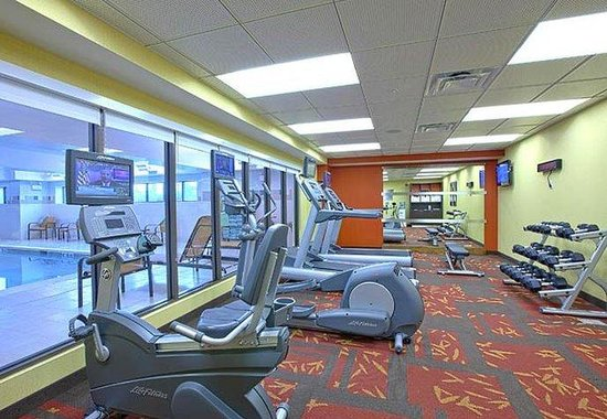 Hagerstown, MD: Exercise Room